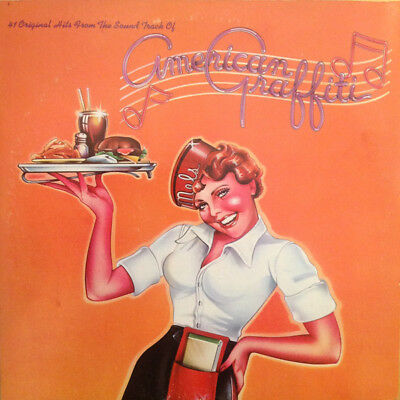 Various / 41 Original Hits From The Sound Track Of American Graffiti