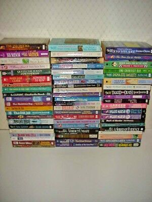 MYSTERIES - CRIME - PRIME SUSPECTS - Great Lot of 61 - FREE SHIPPING