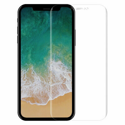 2pcs Full Screen Protector for Apple iPhone X XS Clear TPU Saver Guard Film