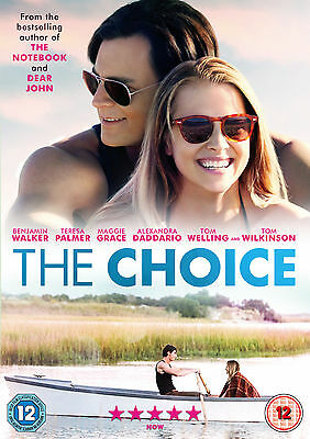 THE CHOICE (DVD) (New)