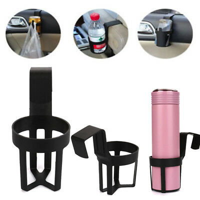 Black Universal In Car Truck TI Door Mount Drink Bottle Cup Hold Stand NEW 1PC