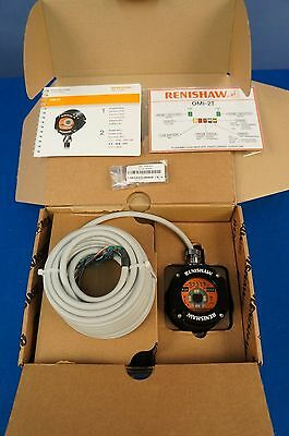 Renishaw OMI-2T Machine Tool Combined Optical Interface New In Box wIth Warranty