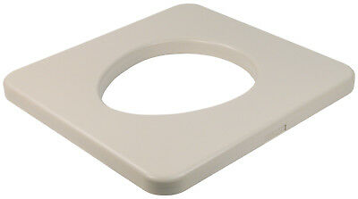 Aidapt Replacement Plastic Seat for the Linton & Lenham Mobile Commode