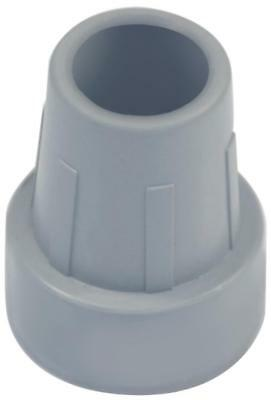 """Aidapt Replacement Grey Rubber Ferrule - 25mm (0.9"""")"""