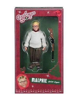 """A Christmas Story - 8"""" Scale Clothed Action Figure – Ralphie - NECA"""
