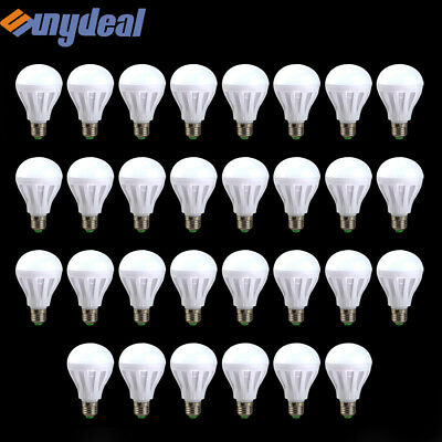 10X 75W Equivalent 9W Daylight (6500K) E26 NON-Dimmable 1500Lm LED Light Bulb