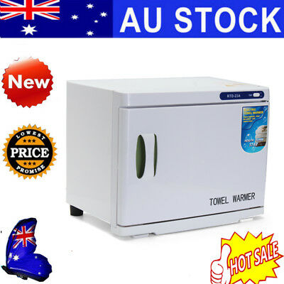 UV Towel Tool Sterilizer Warmer Cabinet Spa Facial Disinfection Salon Beauty AU