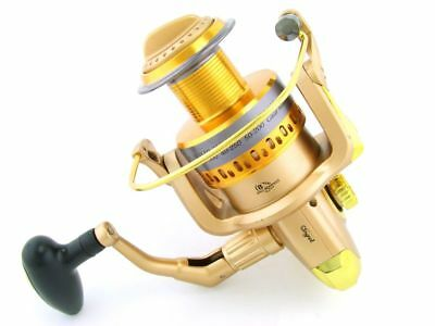 SAMBO GX 11000 Big Surf Beach Spinning Fishing Reel Salmon Tailor Snapper 8BB
