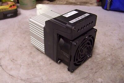 Dbk Cirrus 80 Din Rail Enclosure Fan Heater 240 Vac 450/800 Watt Fgc2003.1