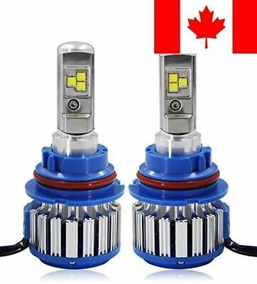 RCP - 9007(HB5) - LED Headlight CREE Bulbs Conversion Kits + Canbus (1 Pair)-...