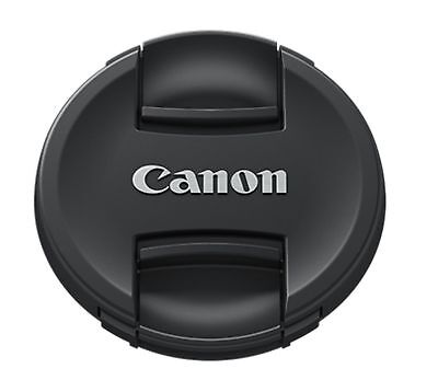 2pcs X Replacement 77mm Snap-On Front Lens Cap Cover E-77U for Canon Camera S1P