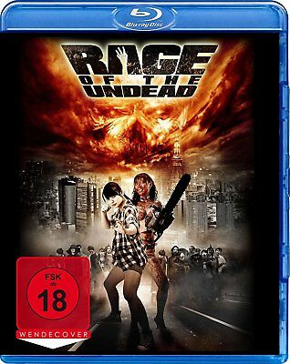Rage of the Undead - Cover 2 Blu-ray - Neu/OVP - FSK18