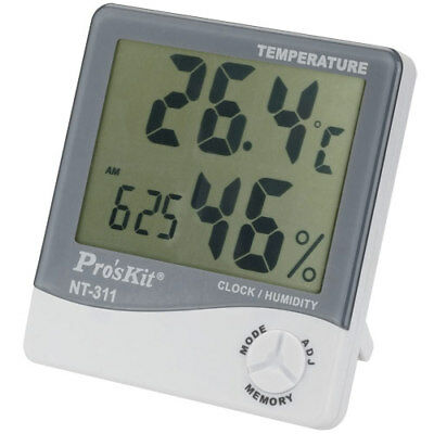 Eclipse NT-311 Digital Temperature/Humidity Meter