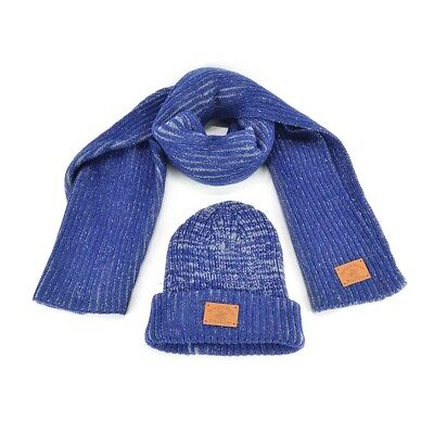 Set Sciarpa e Cappello - Beverly Hills Polo Club - Blu