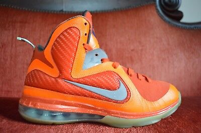 Nike LeBron 9 Big Bang Galaxy All Star Size 7.5 520811-800 OG ALL