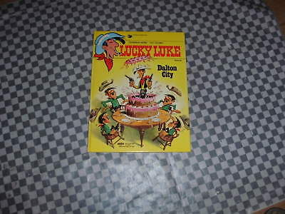 LUCKY LUKE DACHFUND   Dalton City Hardcover Band 36  DELTA EHAPA VERLAG