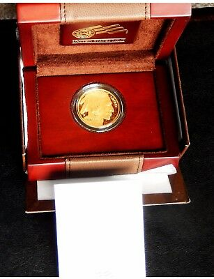 2009 AMERICAN BUFFALO ONE OUNCE GOLD PROOF COIN with Box & CoA