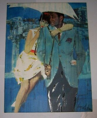 Love Comes to Miss Lucas by Coby Whitmore Large Giclee Print on Canvas Wall Art