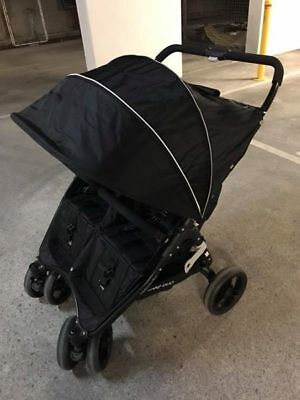 Valco SNAP Duo Double Stroller - Pre-owned - Great Condition