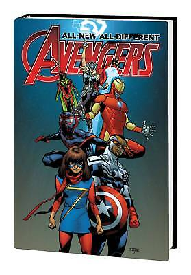 All New All Different Avengers Hc Vol 01 (Res) Marvel Comics