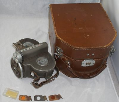 Bell & Howell 70-DR 16mm Cine Movie Camera w/ Case