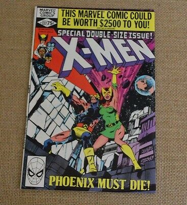 The X-Men #137 (Sep 1980, Marvel)