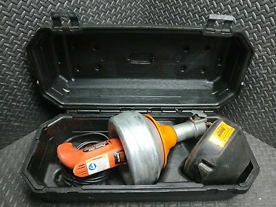 Complete General Power Vee Drain Cleaning Machine With Case