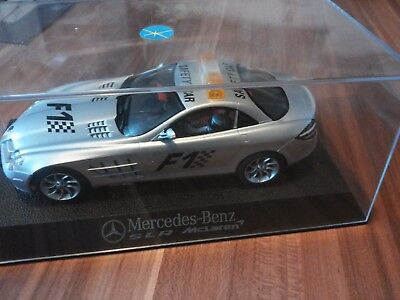 Slotcar Scalextric Mercedes-Benz McLaren Safety Car