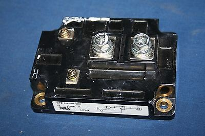 2 PRX CM600HA-24H IGBT Power Modules 1200V 600A H-Series Powerex G H or J