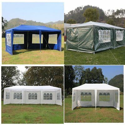 partyzelt 3x4 3x9m festzelt gartenzelt pavillon bierzelt wasserdicht pvc neu pl eur 43 99. Black Bedroom Furniture Sets. Home Design Ideas