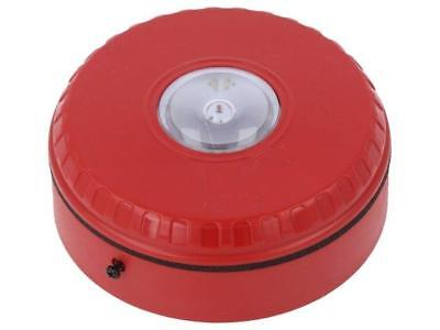 SOL-LX-C/RF/R1/S Signaller lighting flashing light Colour red 9÷60VDC