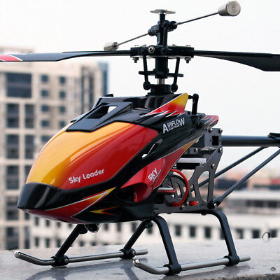 WLtoys V913 2.4G 4 Channels MEMS Gyro RC Helicopter With 360 degree Rotation