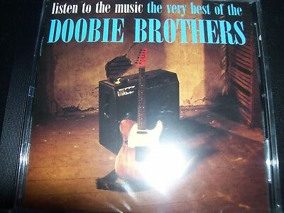 Doobie Brothers Listen To The Music Very Best Of Greatest Hits CD - NEW