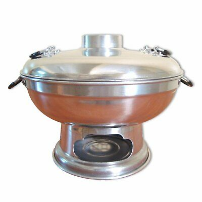 Thai soup tureen, tom yam, soup hot pot, serving dish, imported from Thailand