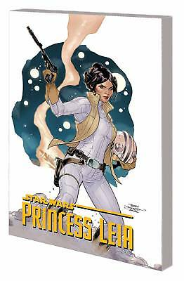 Star Wars Princess Leia TP MARVEL COMICS