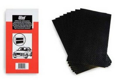 Self-Adhesive Noise Absorbing Sheets EMM-4050EMM Brand New!