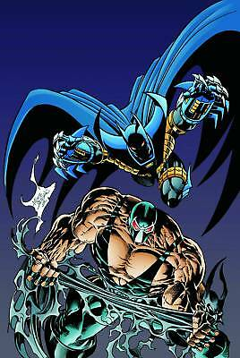 Batman Knightfall Tp New Ed Vol 02 Knightquest Dc Comics
