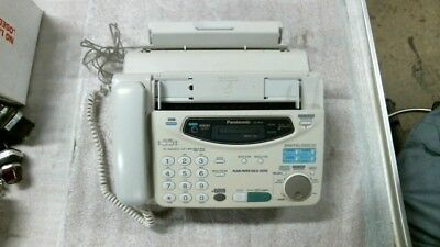 Used Panasonic KX-FP121 Plain Paper Fax and Copier Function  -  60 day warranty