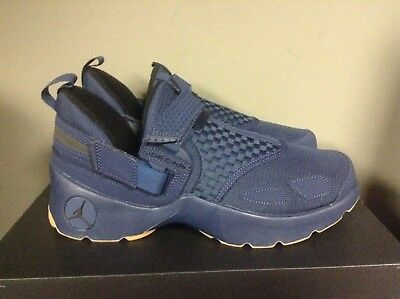 reputable site d39b6 26126 Men s Jordan Trunner Lx Shoe Midnight Navy black-Gum Yellow 897992-401 New
