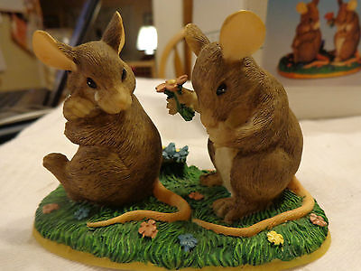 """Charming Tails """"I'm So Sorry"""" Dean Griff 1997 rare SIGNED"""
