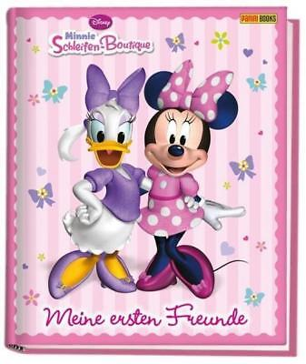 Disney Minnie Schleifen-Boutique Kindergartenfreundebuch