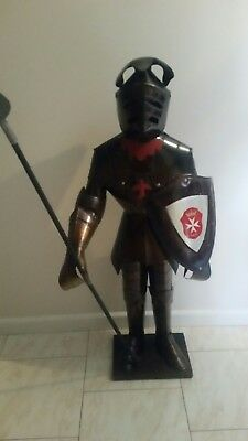 Vintage Knight Suit of Body Armour