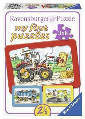 Ravensburger My First Puzzles - Bagger