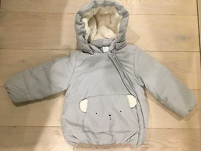 Brand New H&M Baby toddler winter Jacket Size 2