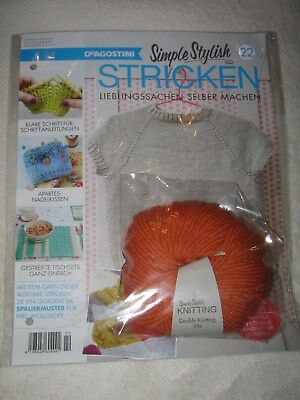 Simple Stylish Stricken Nr. 22, NEU, 1,--