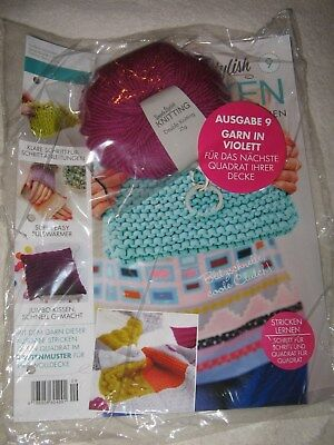 Simple Stylish Stricken Nr. 9, NEU, 1,--