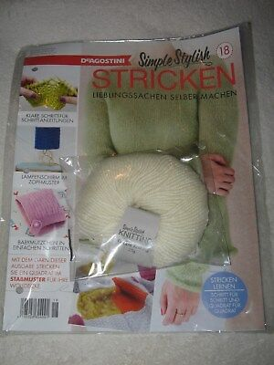 Simple Stylish Stricken Nr. 18, NEU, 1,--