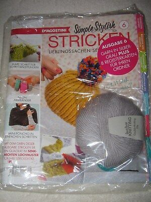Simple Stylish Stricken Nr. 6, NEU, 1,--