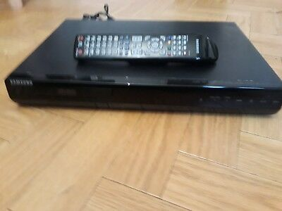 Samsung DVD-SH893M Freeview+ DVD Recorder With 160GB Hard Drive Full HD 1080p