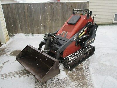 2011 Ditch Witch SK650.. Only 1140 Hours... Good Condition!